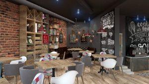 HotelSpaDesign restaurant